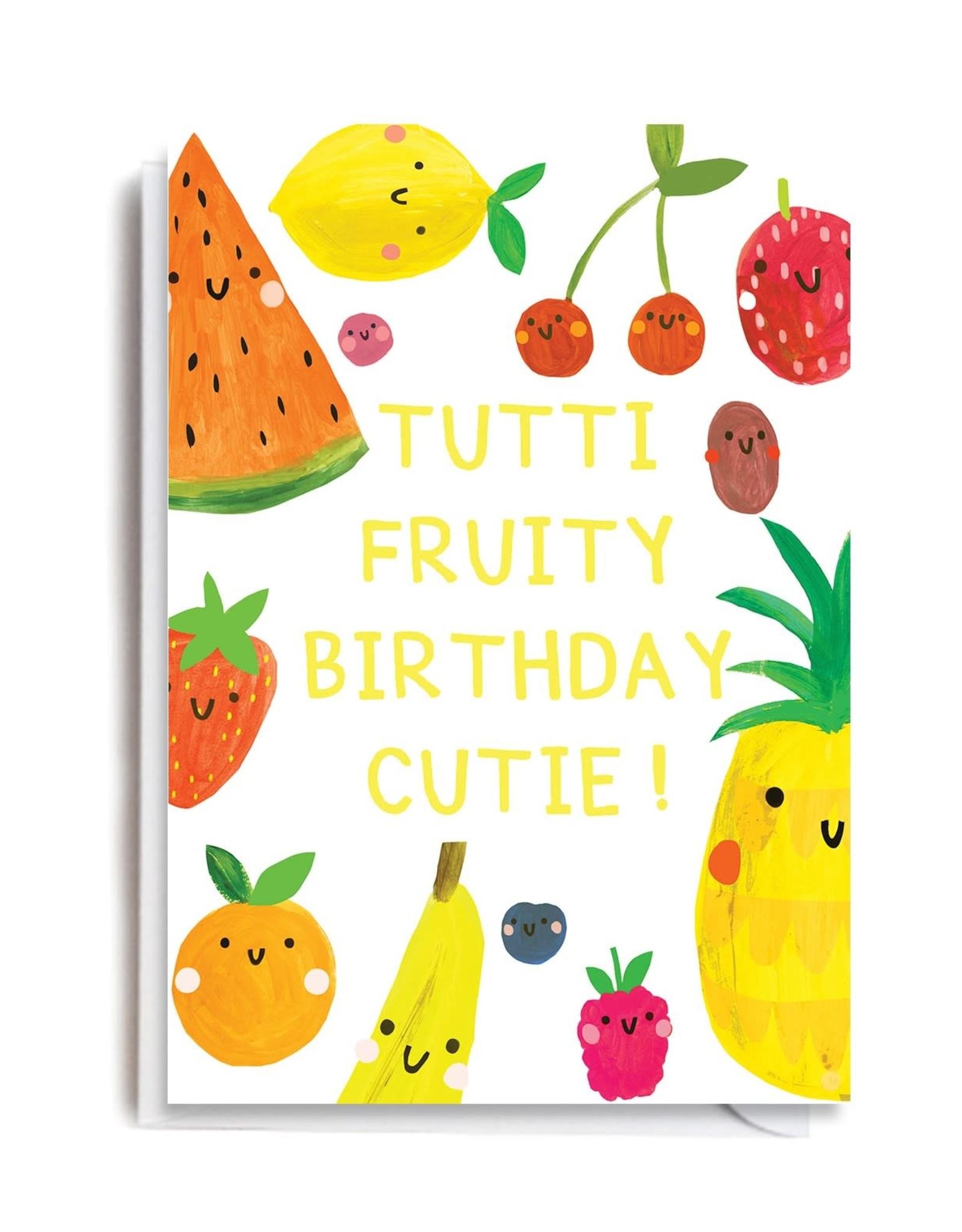 Paper E Clips Paper E Clips Tutti Fruity Birthday