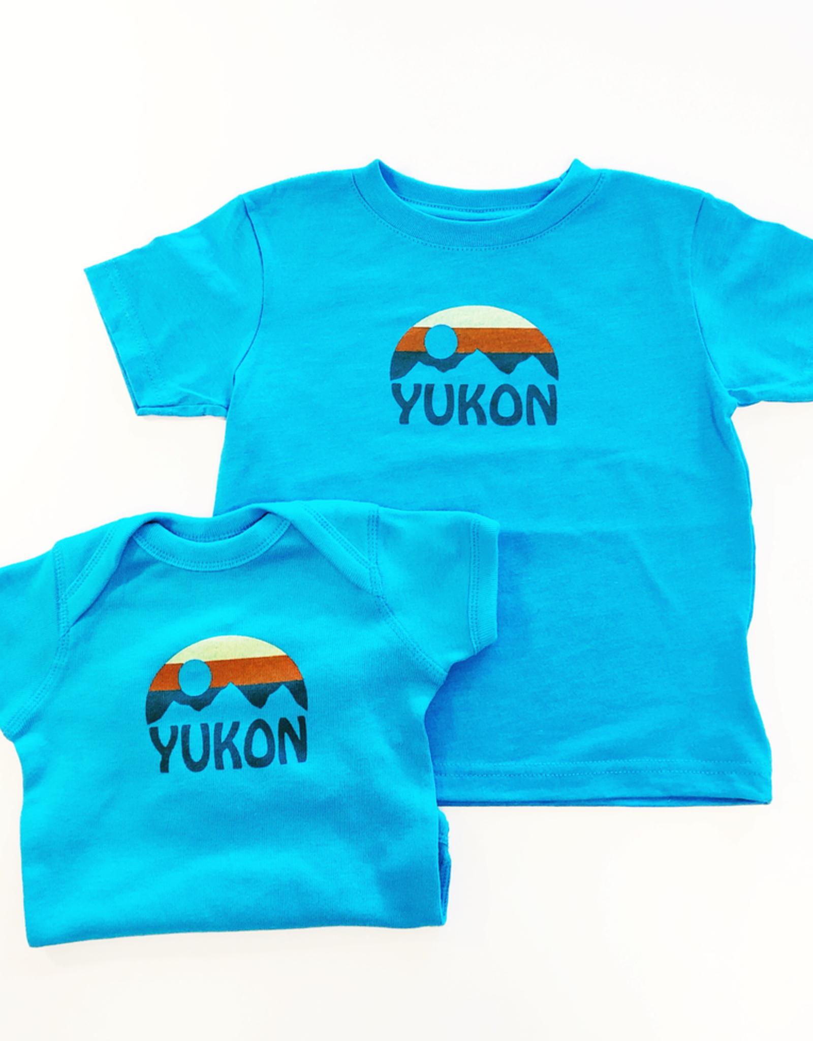 The Collective Good TCG Kid's Yukon Sun Tshirt
