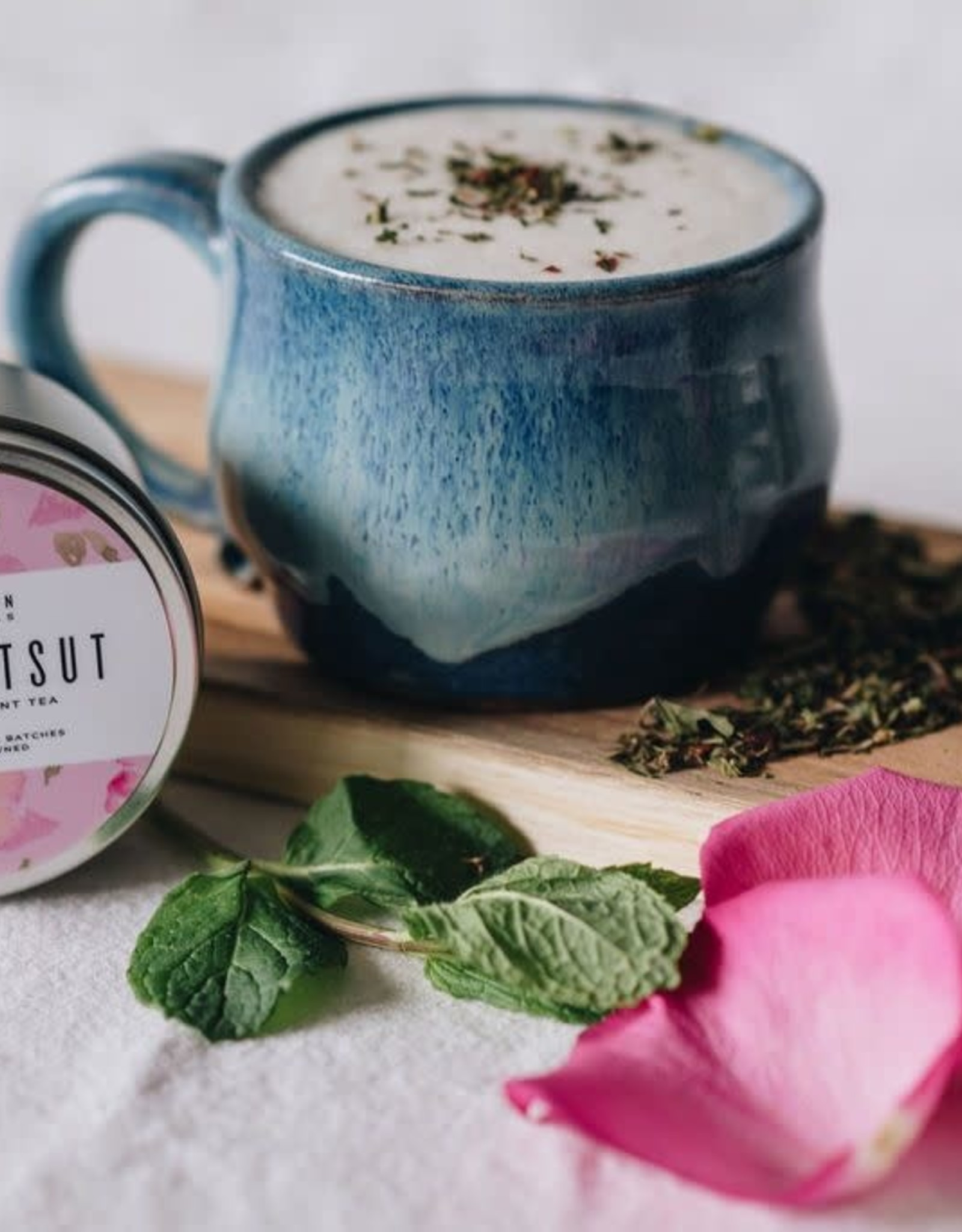 Skwalwen Botanicals Skwalwen Botanicals - Rose Nettle Mint Tea