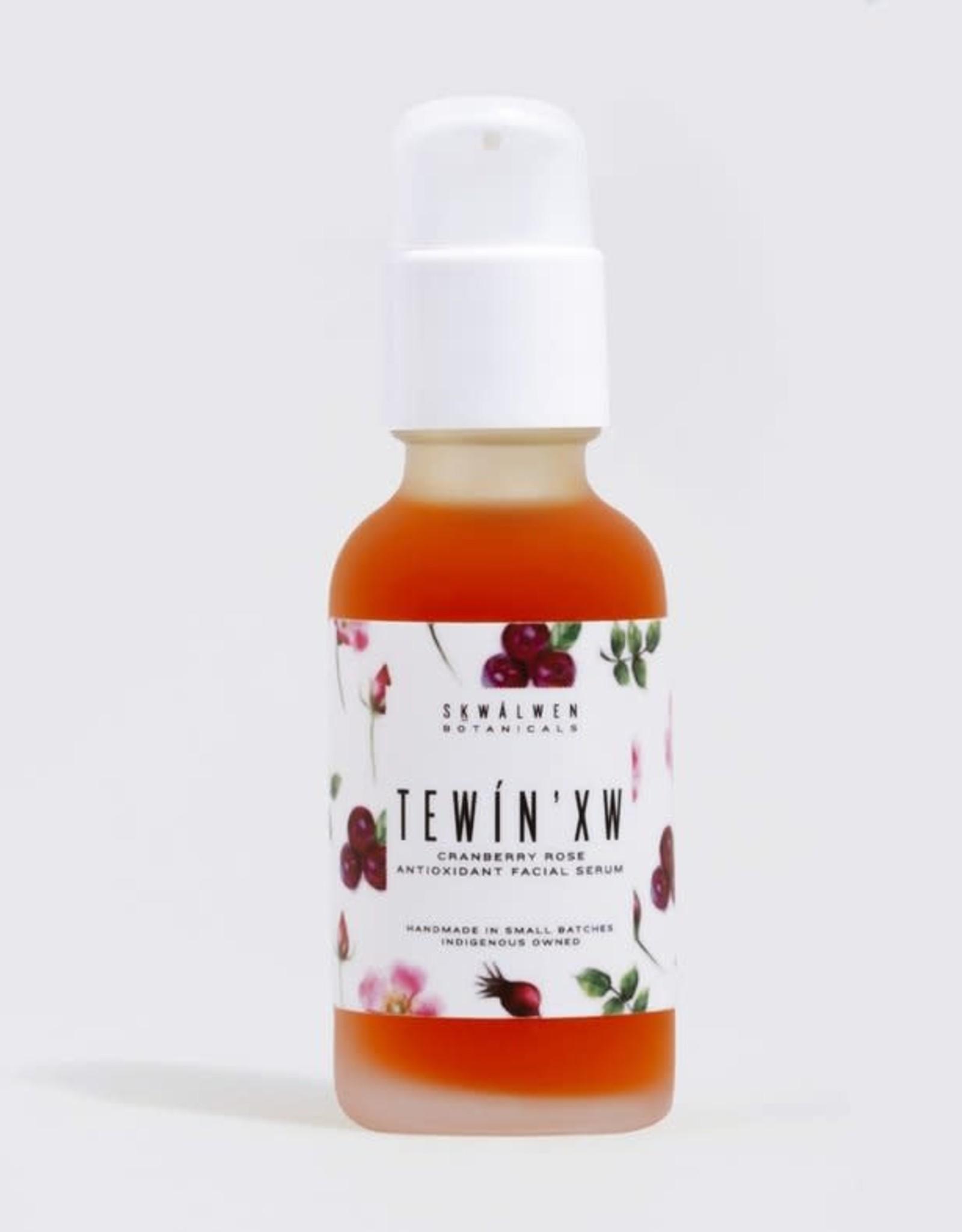 Skwalwen Botanicals Skwalwen Botanicals - Cranberry Rose Facial Serum