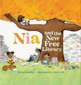 Raincoast Books Nia And The New Free Library
