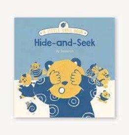 Raincoast Books Little Snail Book Hide And Seek