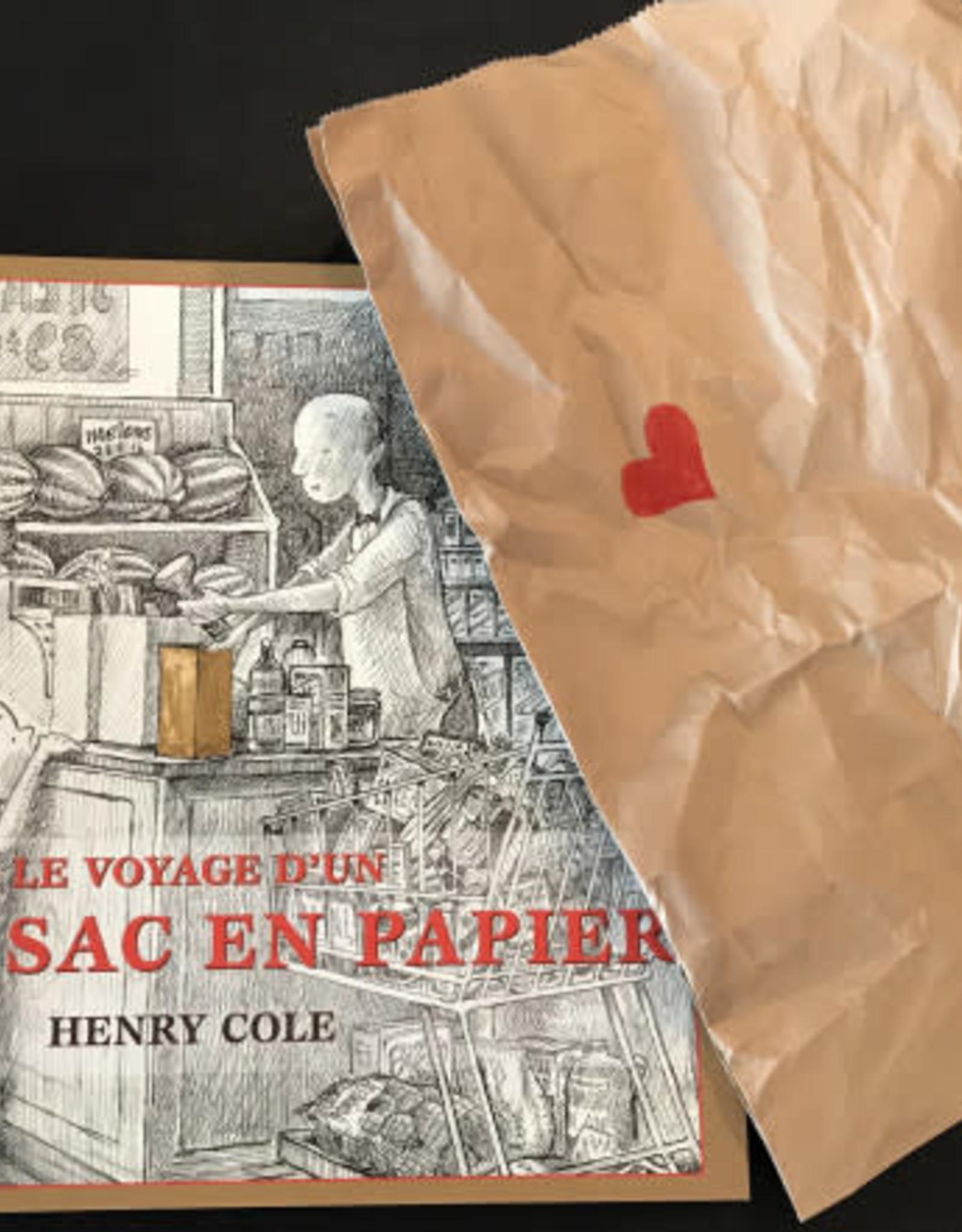 Scholastic Canada Scholastic Canada - Voyage D'un Petit Sac En Parier