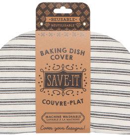 Danica Baking Dish Cover Tick Stripe
