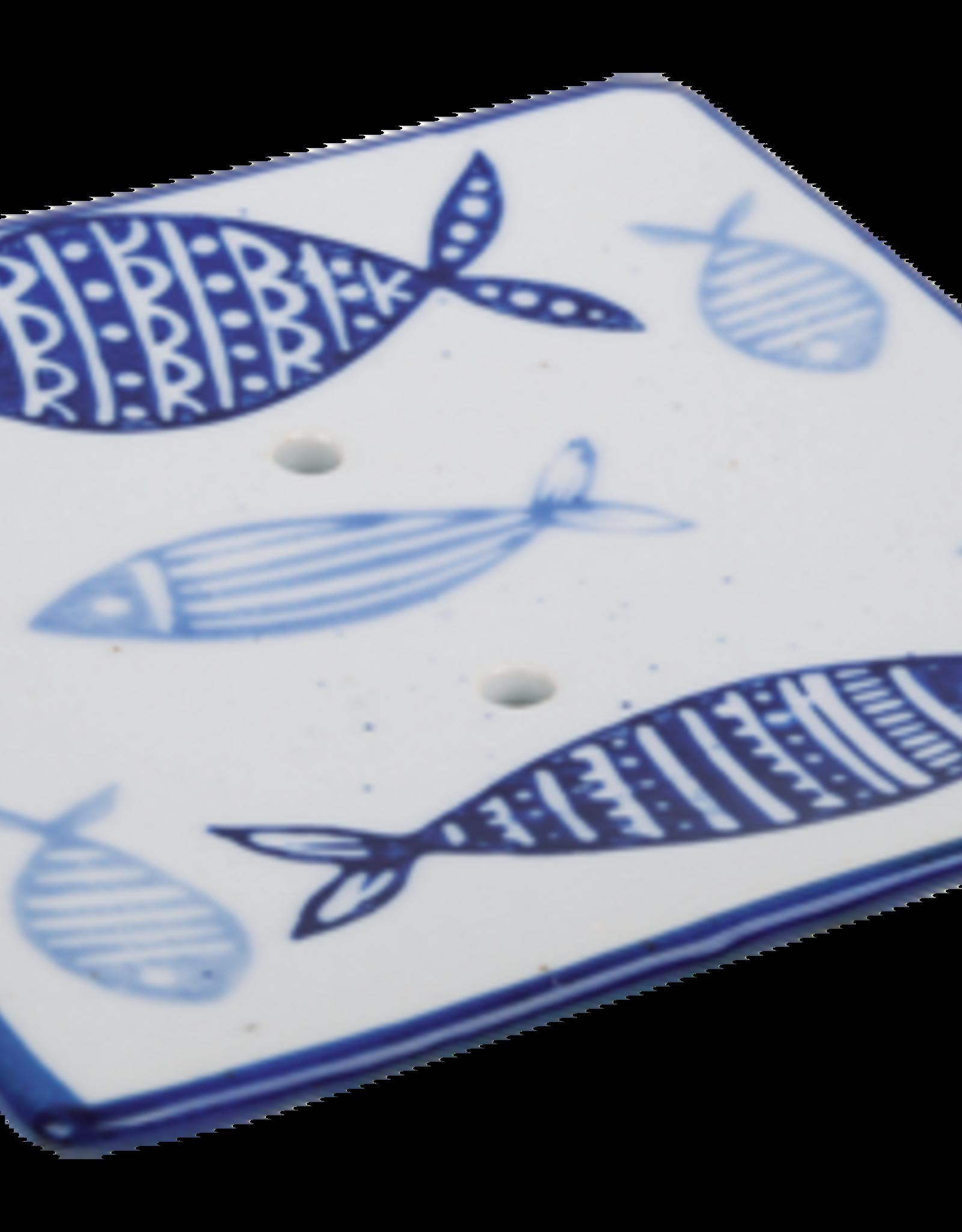Redecker Redecker Soap Dish- Fishes