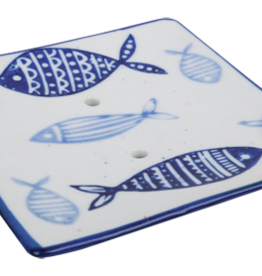Redecker Soap Dish- Fishes