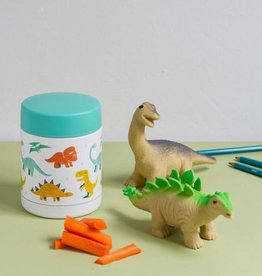 Danica Dandy Dinos Roam Food Jar-Small
