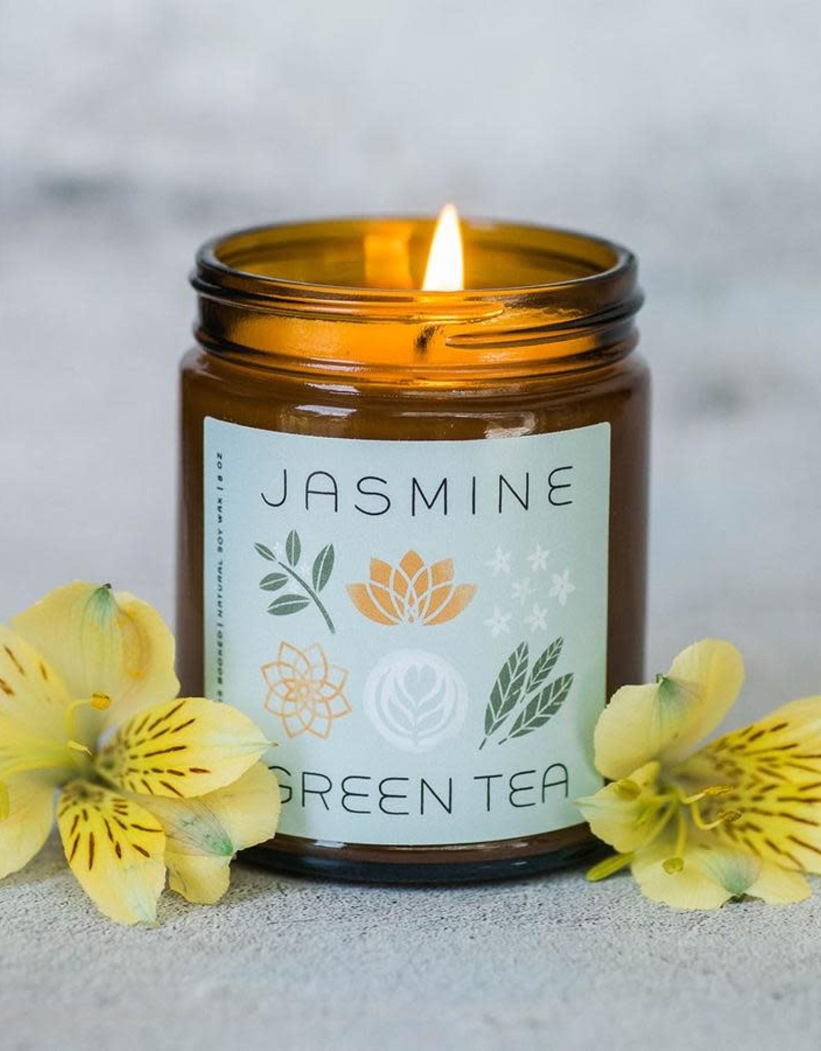 My Weekend Is Booked My Weekend Is Booked  Candle - Jasmine & Green Tea