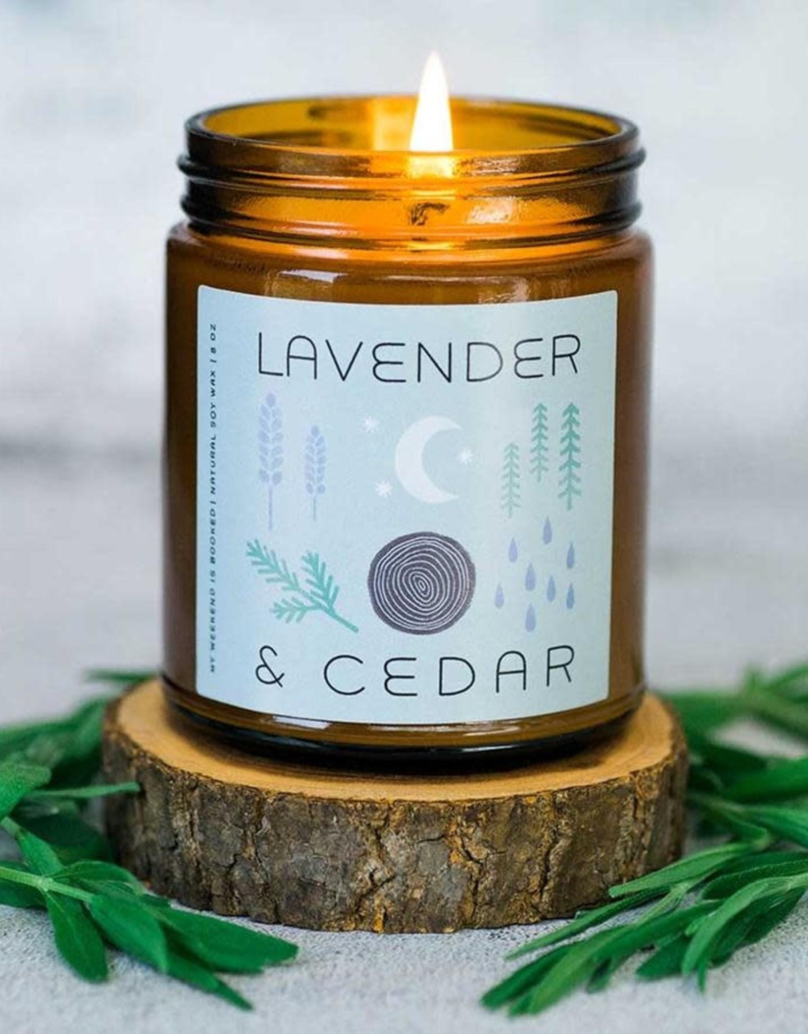 My Weekend Is Booked My Weekend Is Booked Candle - Lavender & Cedar