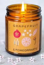 My Weekend Is Booked My Weekend Is Booked  Candle - Grapefruit & Pomegranate