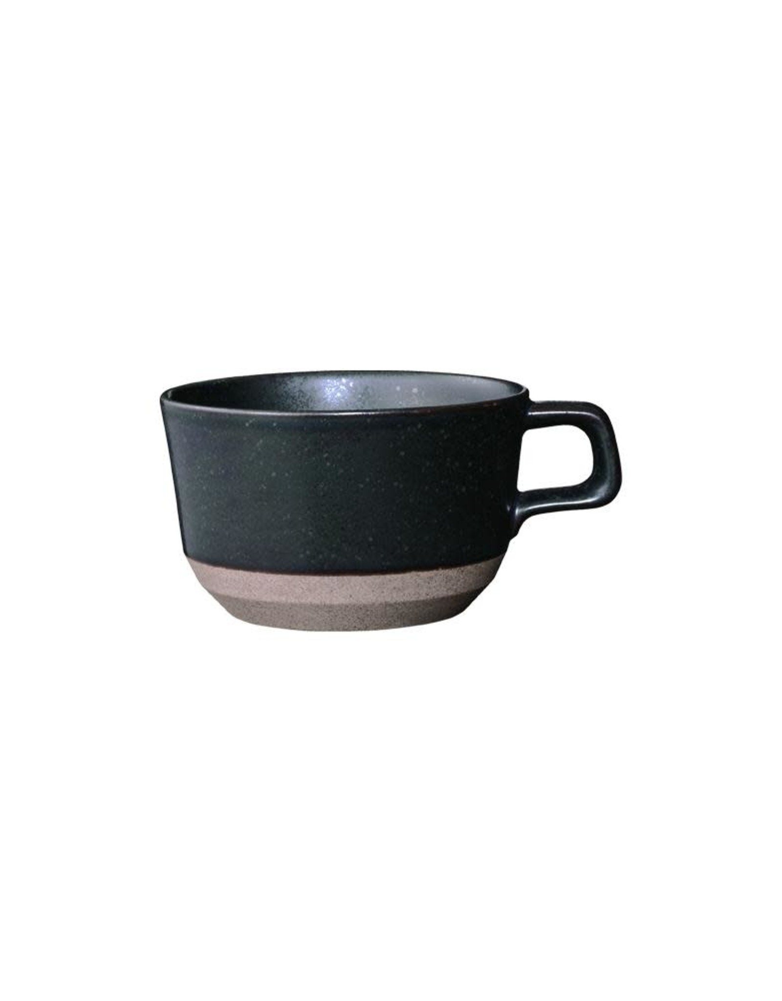 Kinto Lab Mug Wide 400 ml  - Black