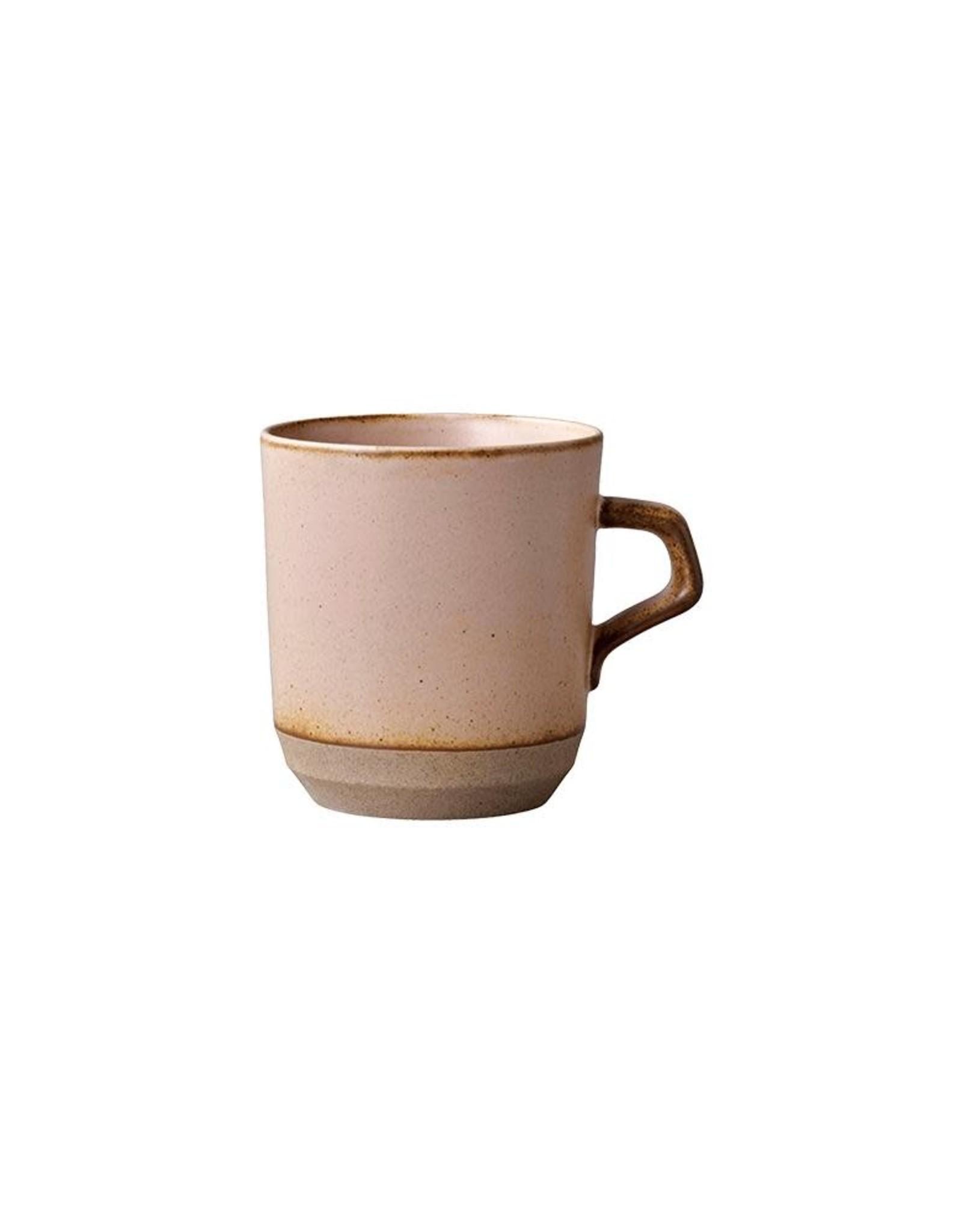 Kinto Lab Large Mug 410 ml  - Pink