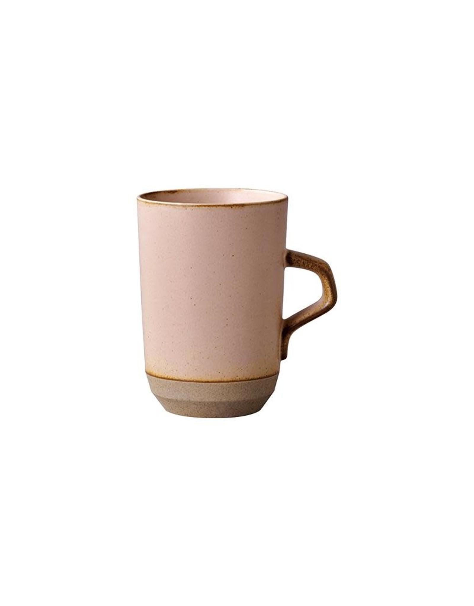 Kinto Lab Tall Mug 360 ml  - Pink