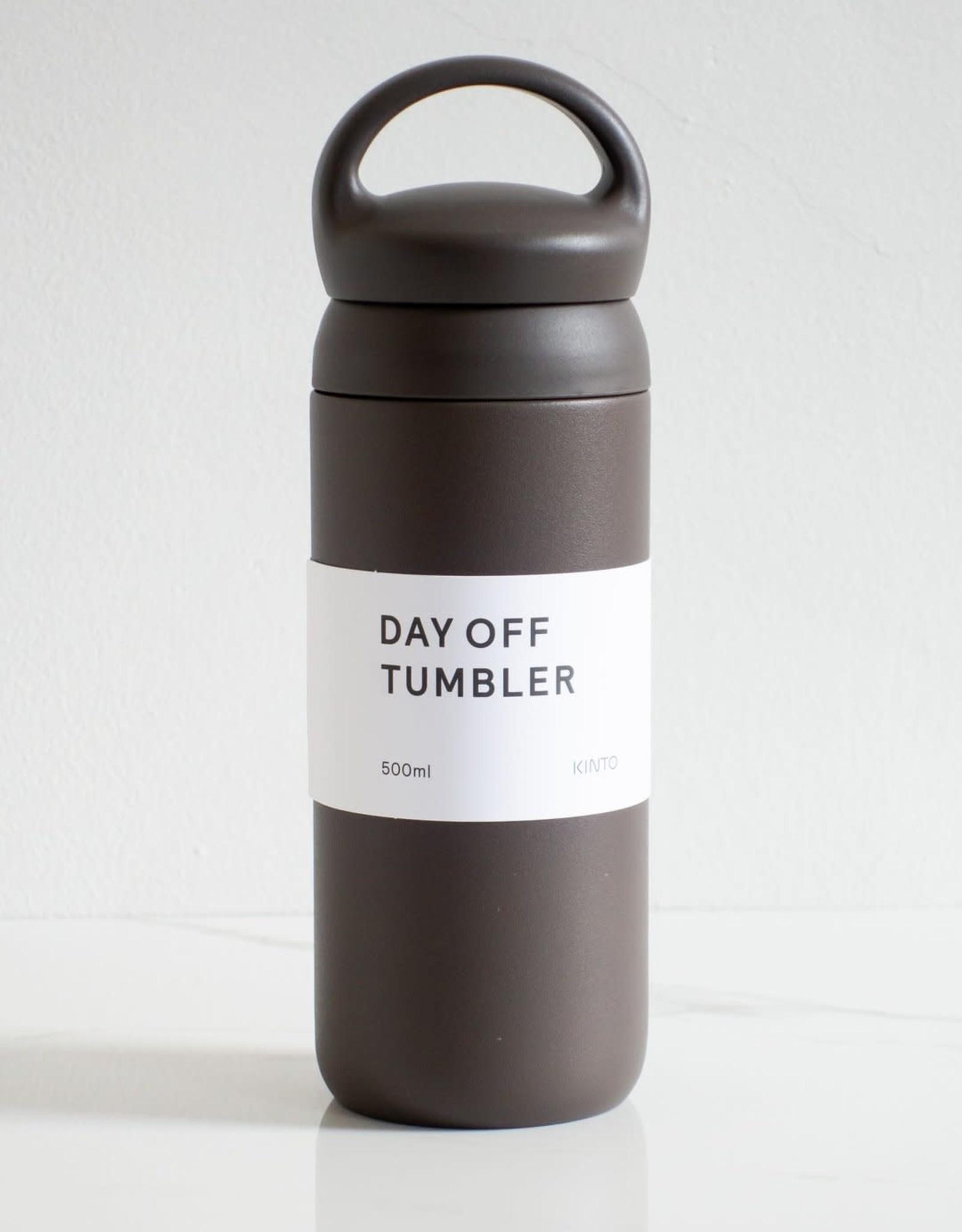 Kinto Day Off Tumbler 500ml - Dark Grey