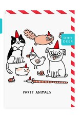 Paper E Clips Paper E Clips Party Animals Birthday Card