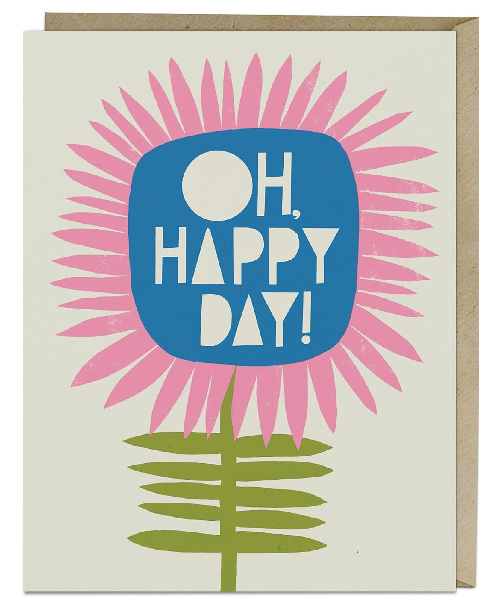 Paper E Clips Paper E Clips Oh Happy Day Card