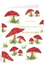 Paper E Clips Paper E Clips Souhaits Magiques Card