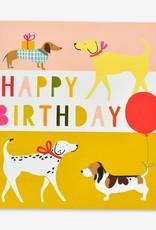 Paper E Clips Paper E Clips Birthday Dogs Card