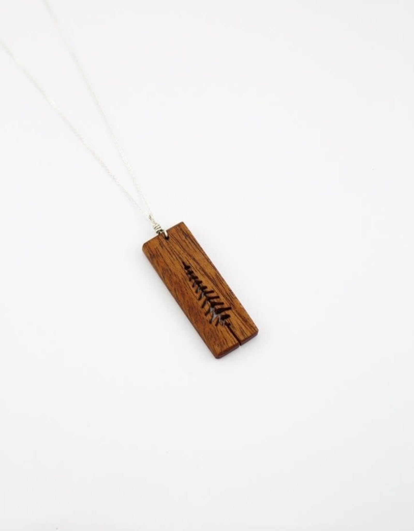 Billy Would Billy Would Pine Tree Necklace - Assorted