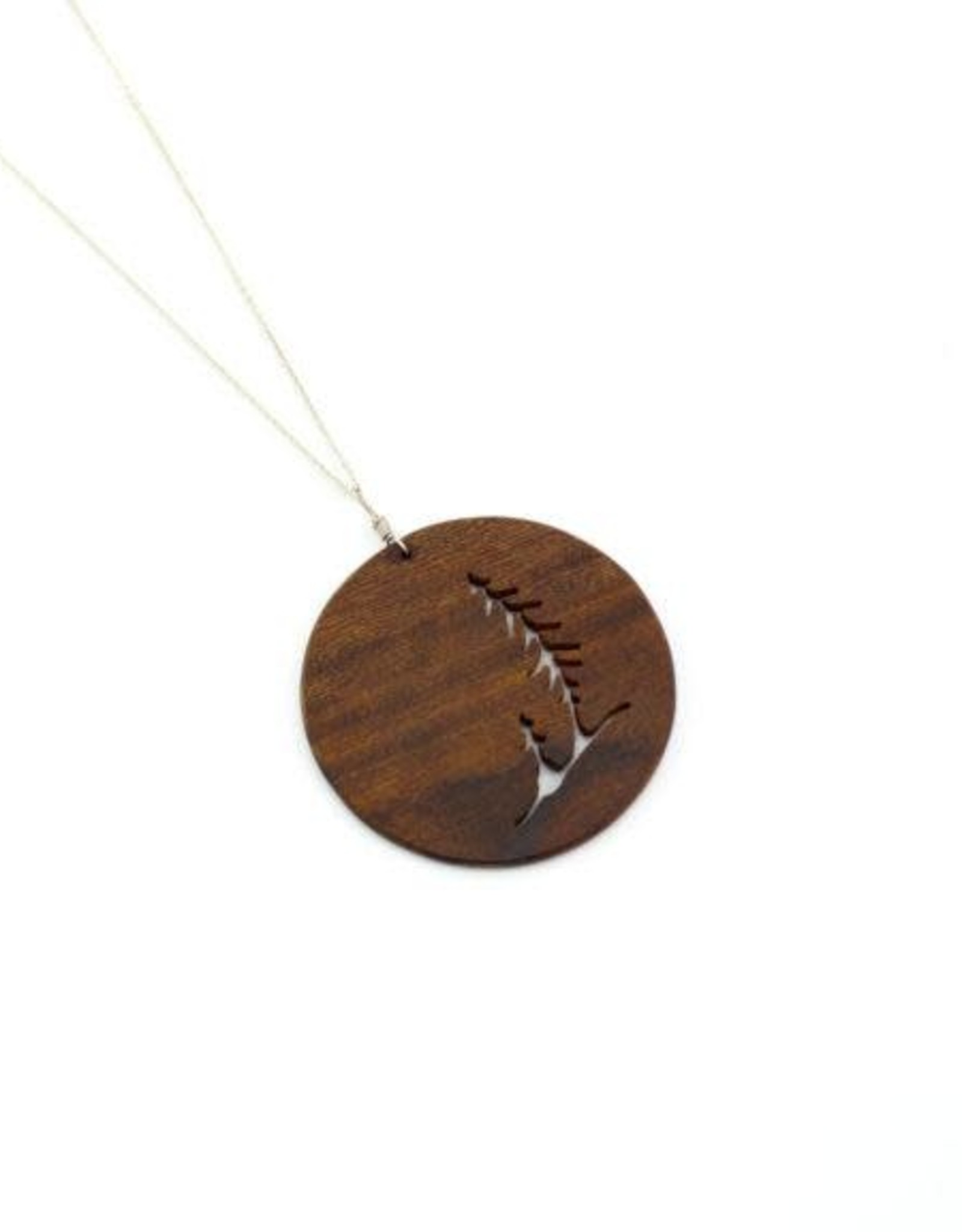 Billy Would Billy Would Round Tree Necklace