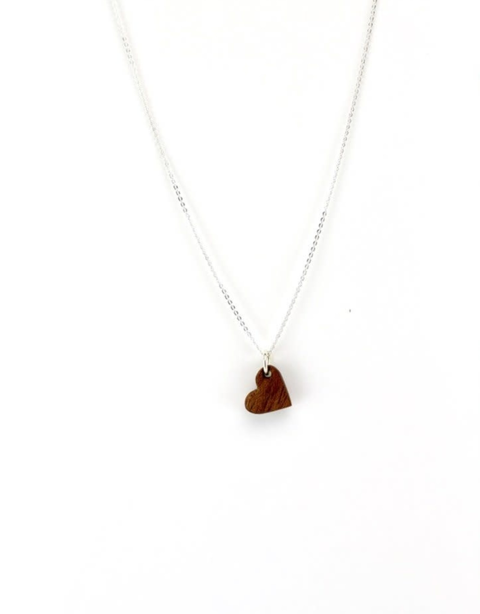 Billy Would Billy Would Tiny Heart Necklace