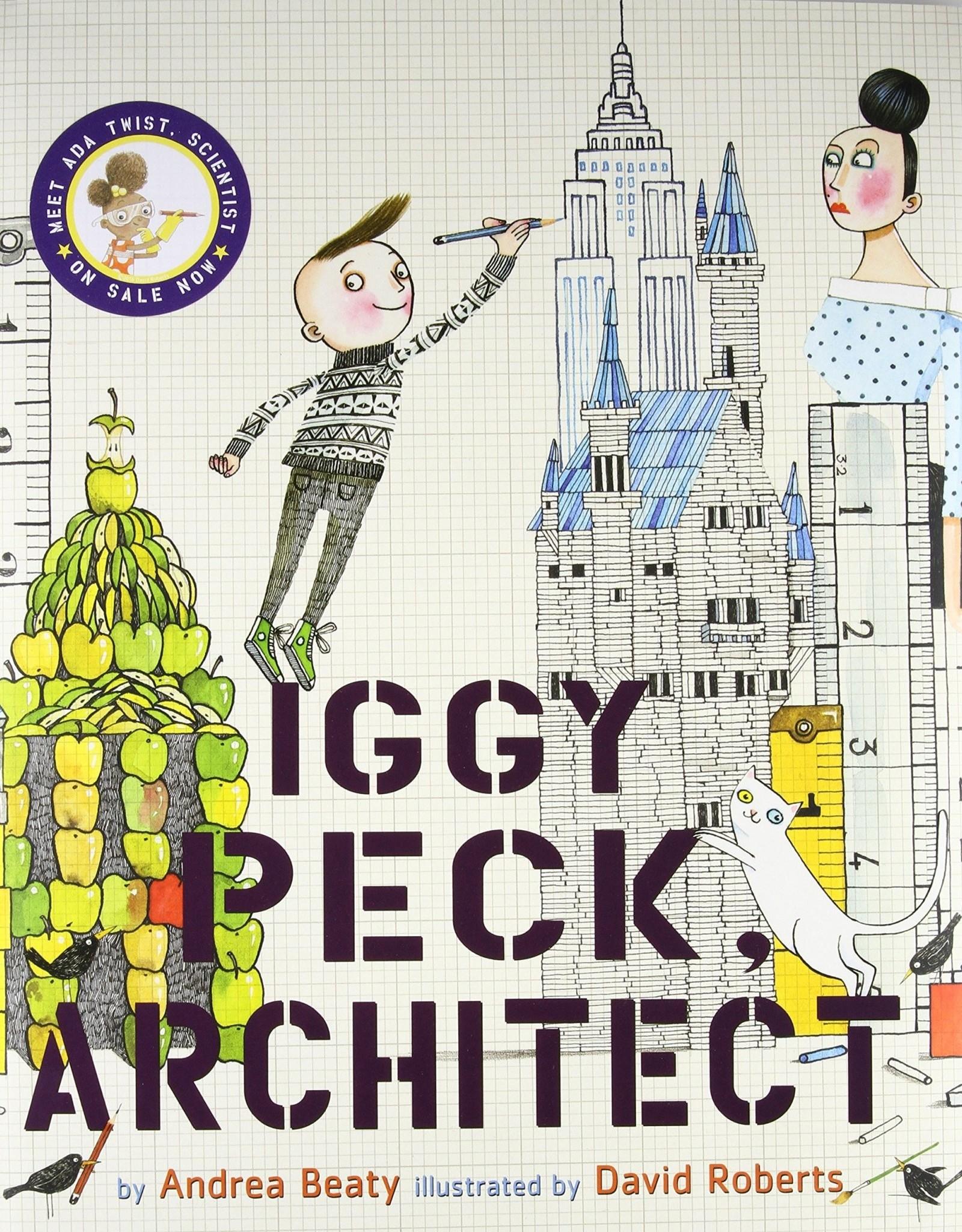 Raincoast Books Raincoast Books Iggy Peck Architect