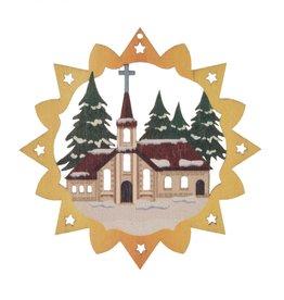 Dregeno Dregeno Church Ornament