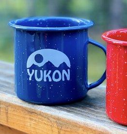 The Collective Good The Collective Good Enamel Mug-Yukon Sun Blue