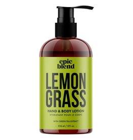 Epic Blend Body Lotion-Lemongrass 8oz
