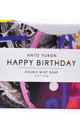 Anto Handmade Soap Anto Soap - Happy Birthday