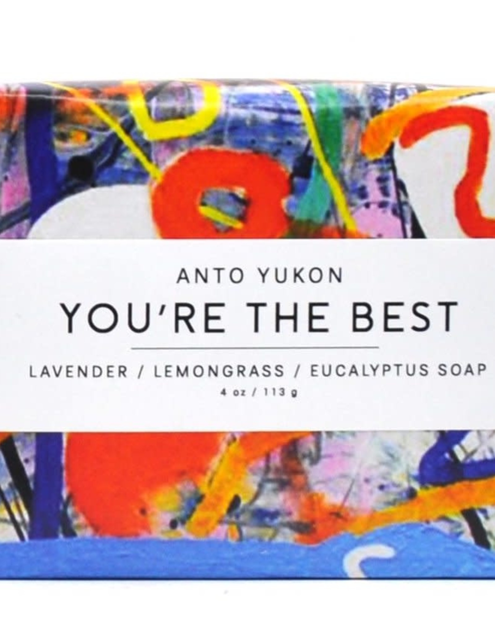 Anto Handmade Soap Anto Soap - You're The Best