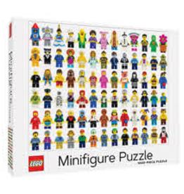 Raincoast Books Lego Minifigure Puzzle
