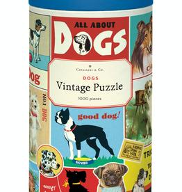 Cavallini Papers Cavallini Papers-Dogs Puzzle