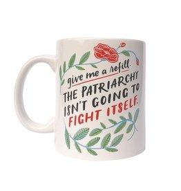Em & Friends - Fight Patriarchy Mug