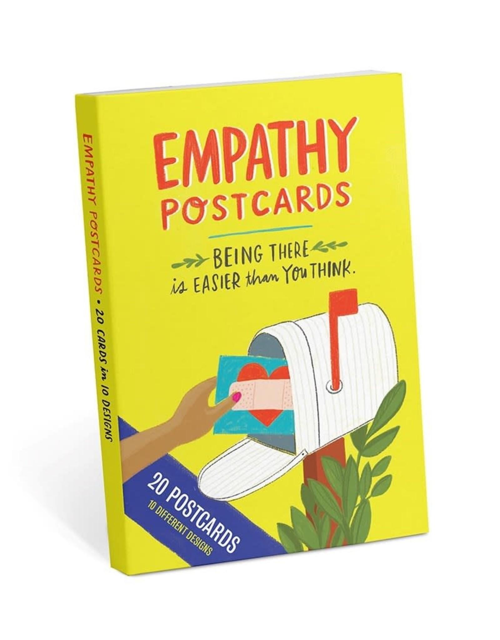 Em & Friends Postcard Set - Empathy