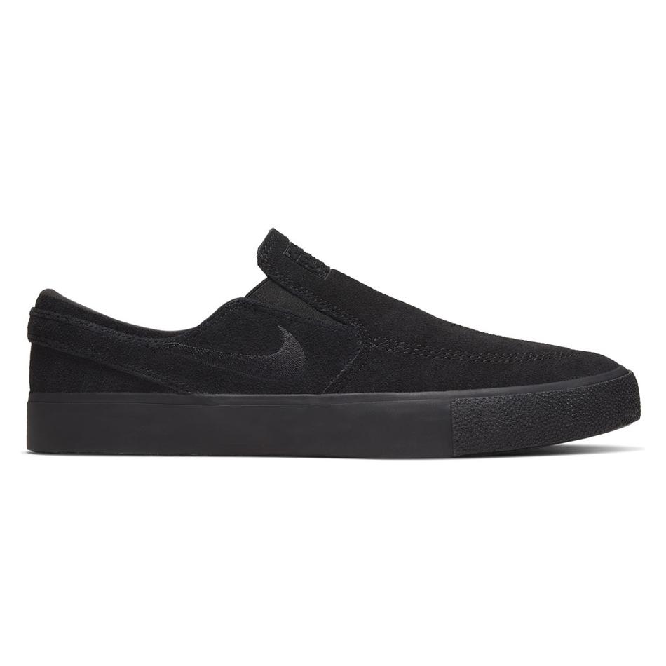 Nike SB Nike SB Stefan Janoski Slip RM Black/Black-Black-Black ...
