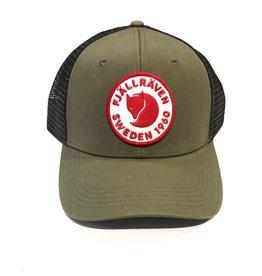 Fjallraven 1960 logo langtradarkeps hat