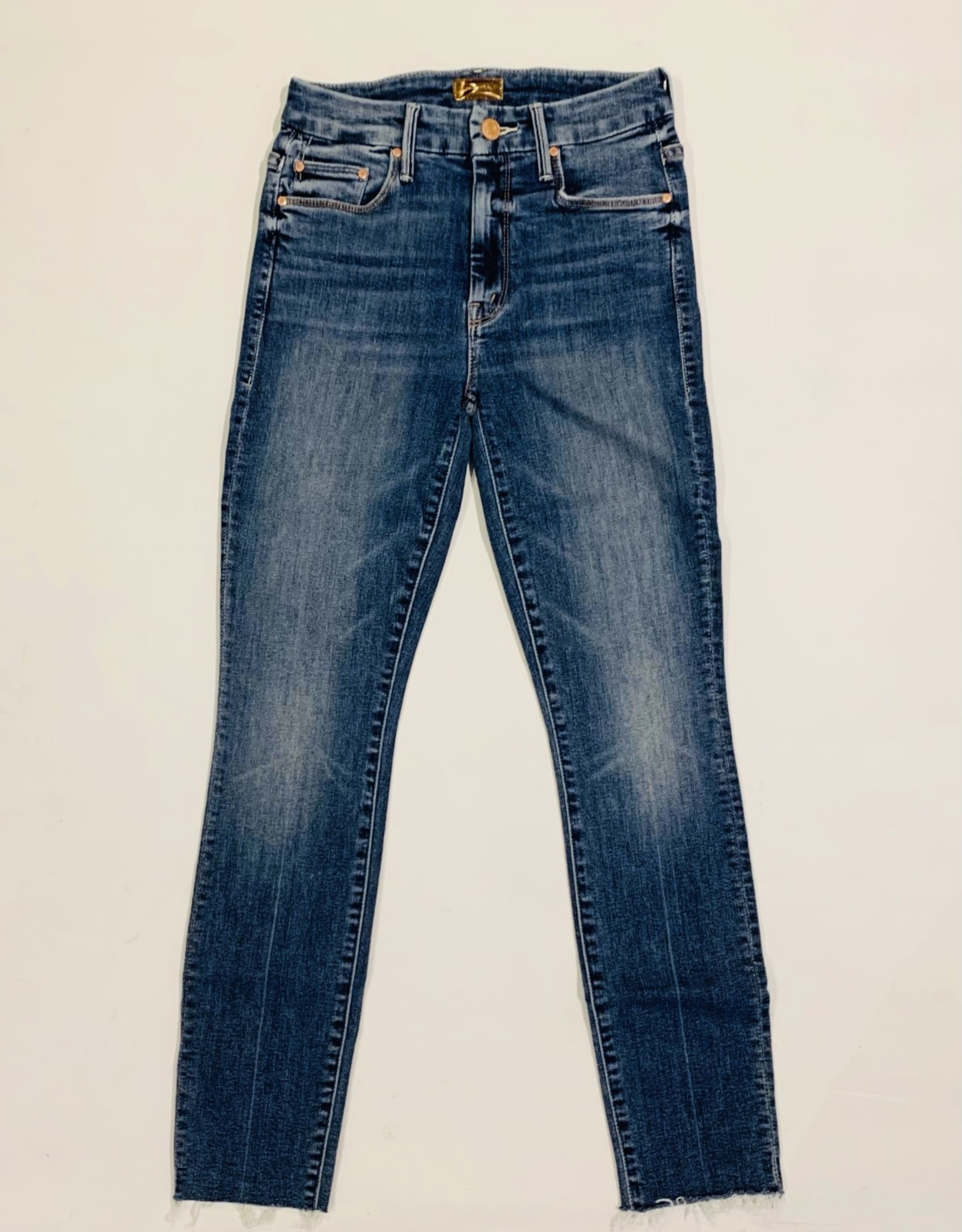 Jen7-Ankle Skinny Jean