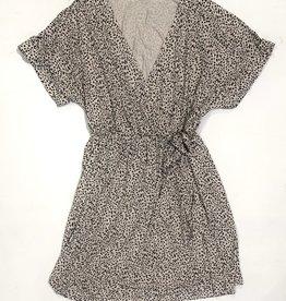 Torre mini leopard dress zd211999
