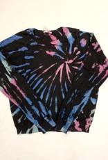 French Terry Tie Dye Sweatshirt