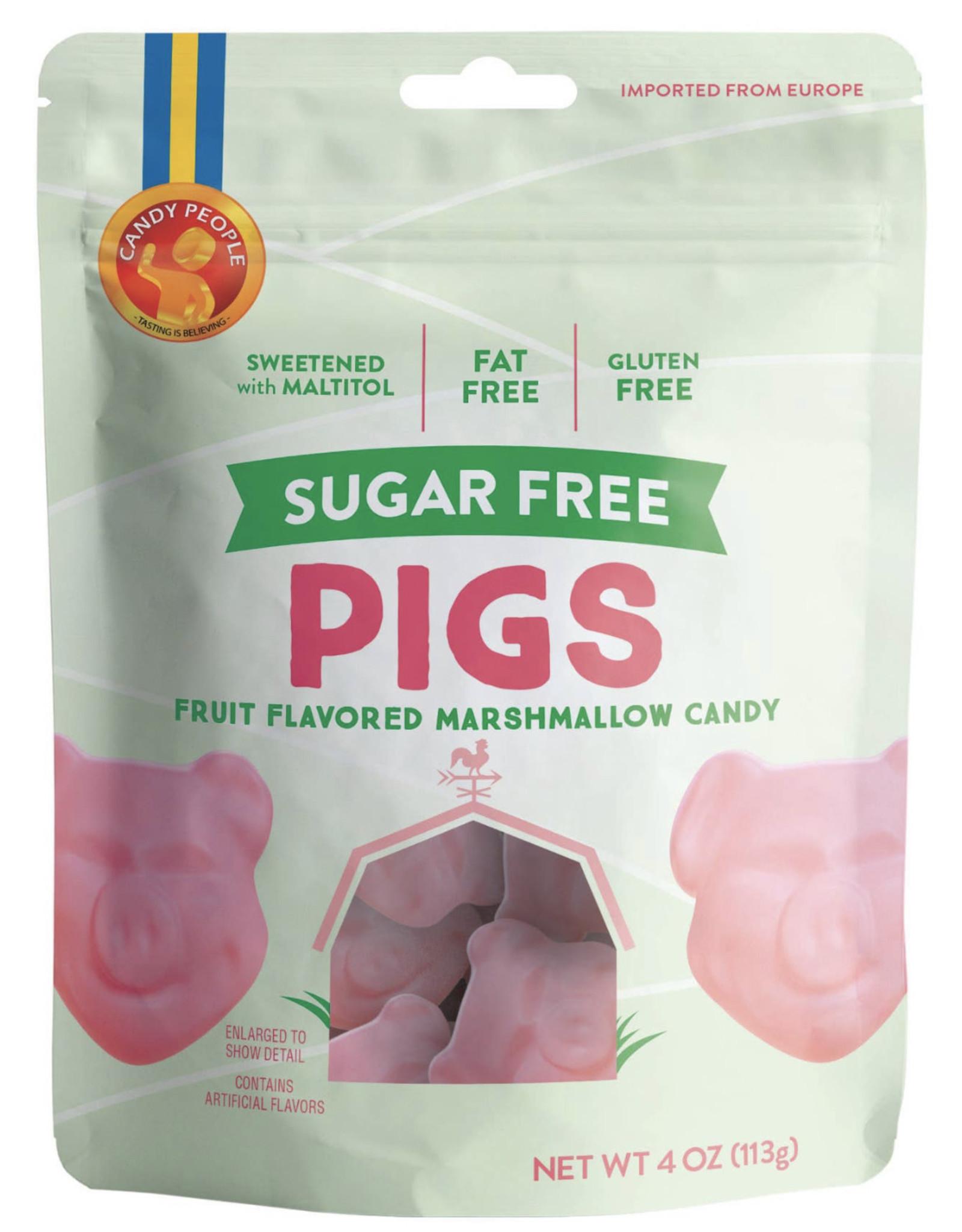 Swedish Gummy Candy 4oz.
