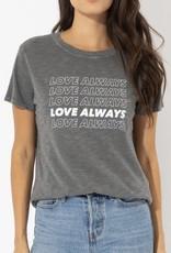 SubRiot-Love Always Slub Tee