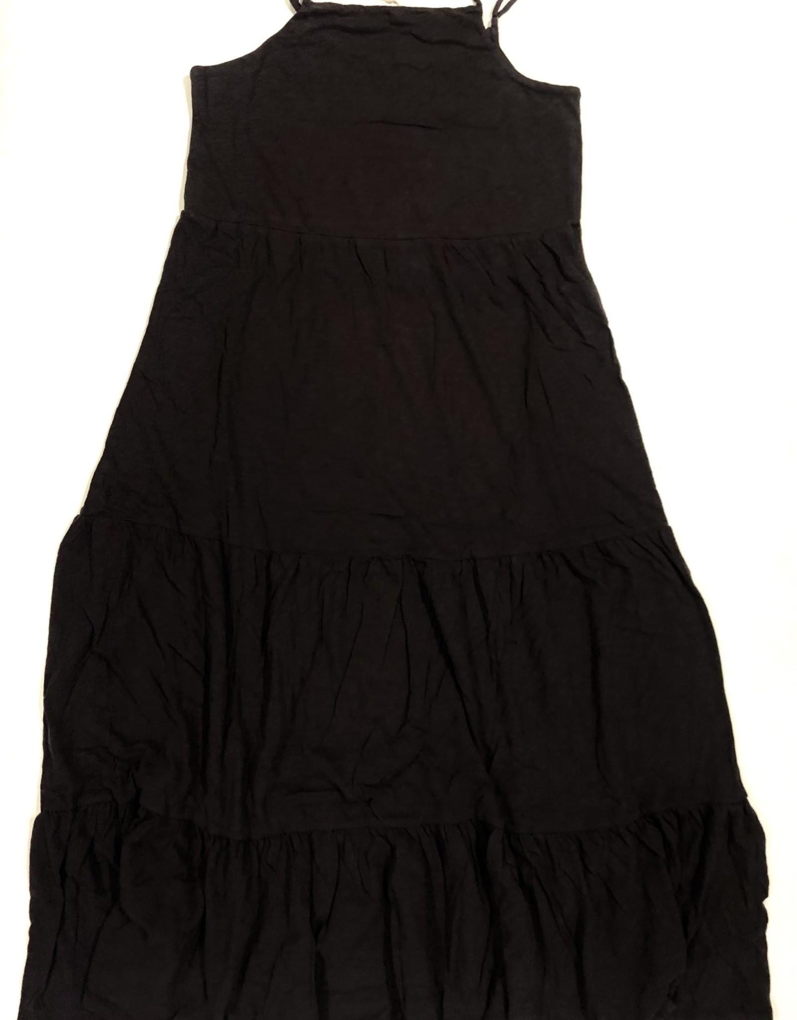 zs Rory tier slub dress zd212523