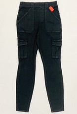 Stretch twill ankle cargo pant 20311R