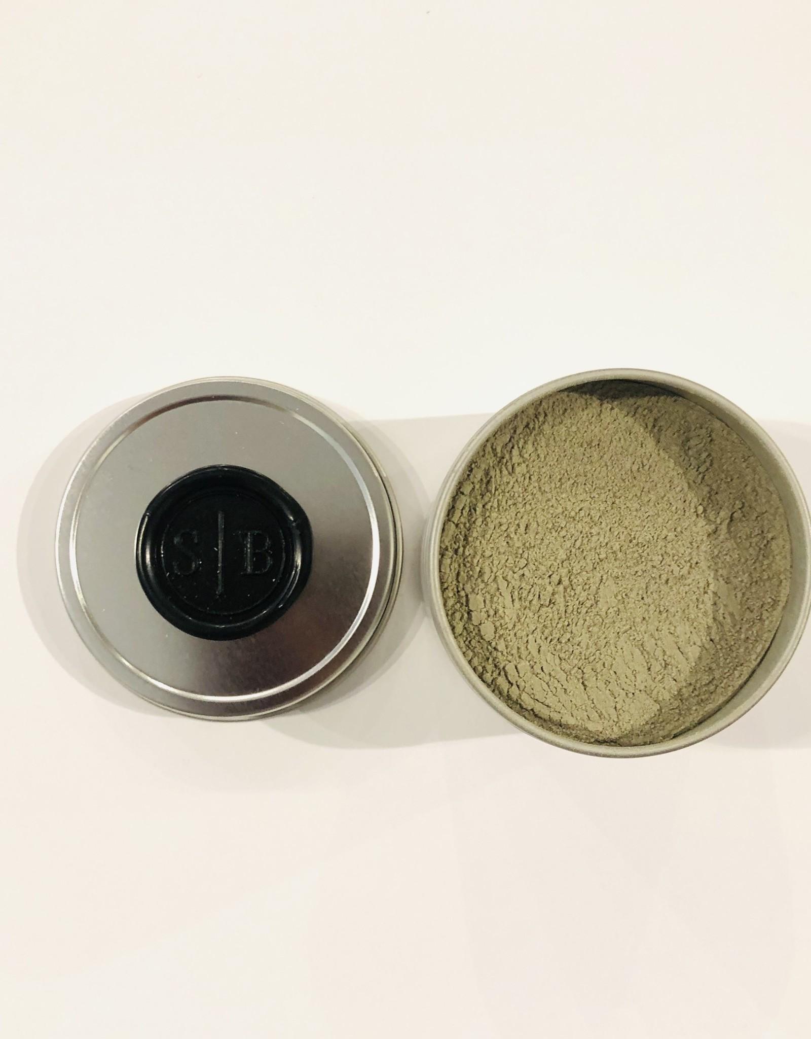 Scandic Botanica 4 oz. sea + nettle face mask