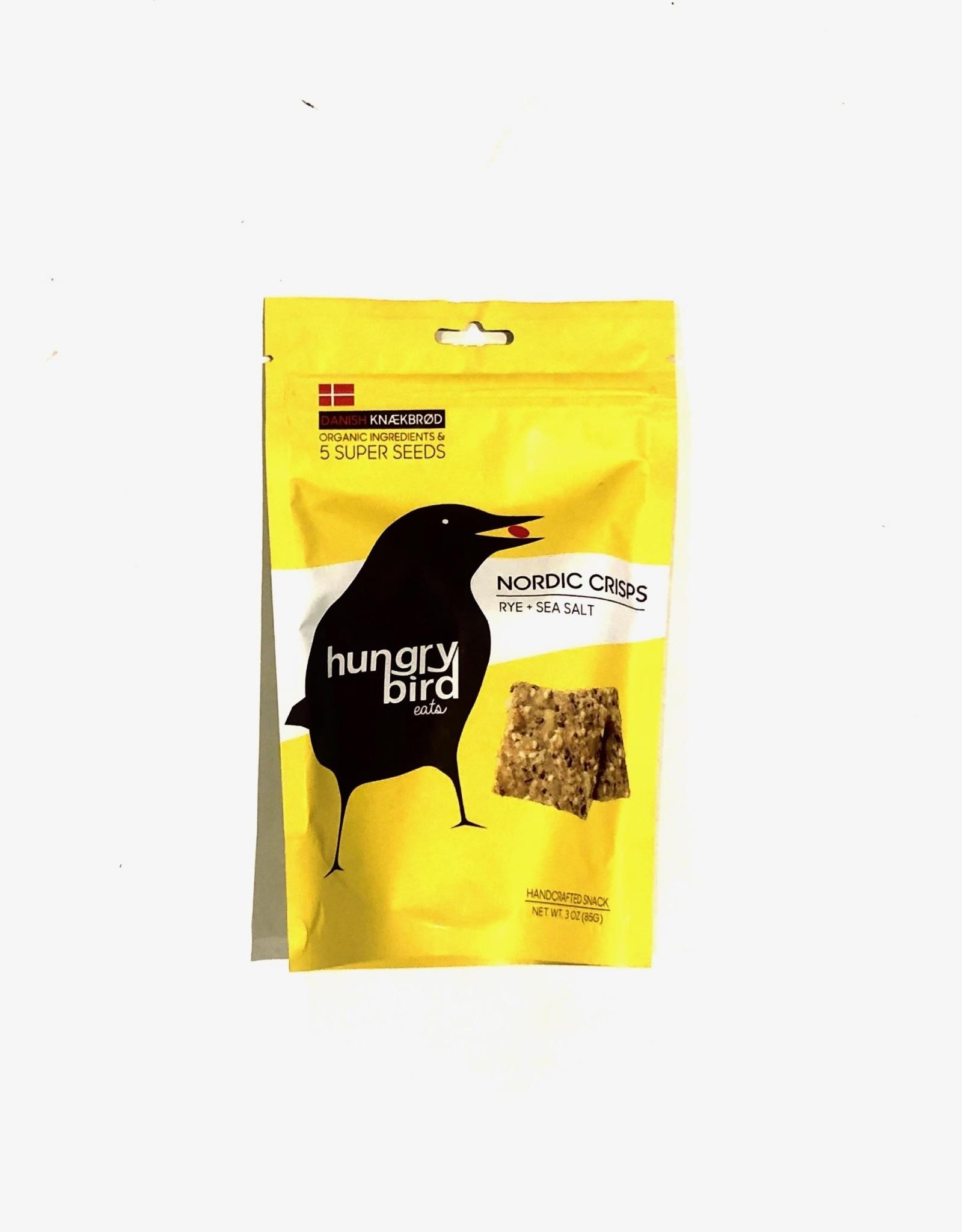Hungry Bird Nordic crisps 3oz