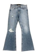 Barbara hi waist bootcut crop WHC147