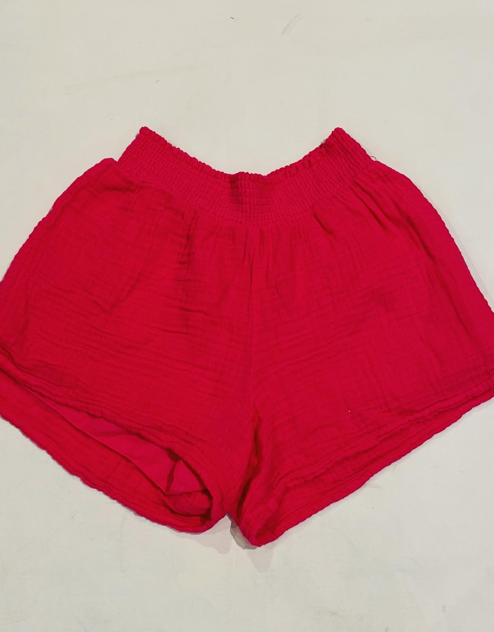 MS Peggy smock waist short dgz95
