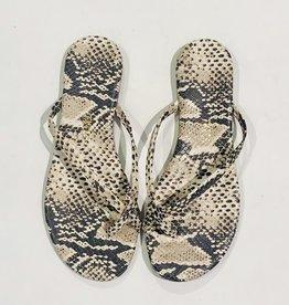 Tkee Riley Sand Snake Exotic sandal