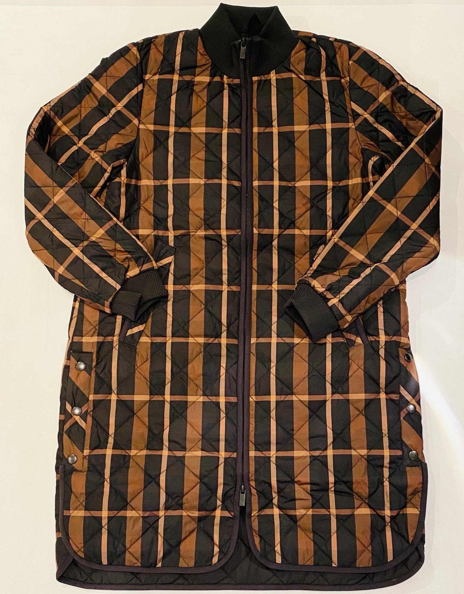 Ilse Padded Quilt Coat Art 06